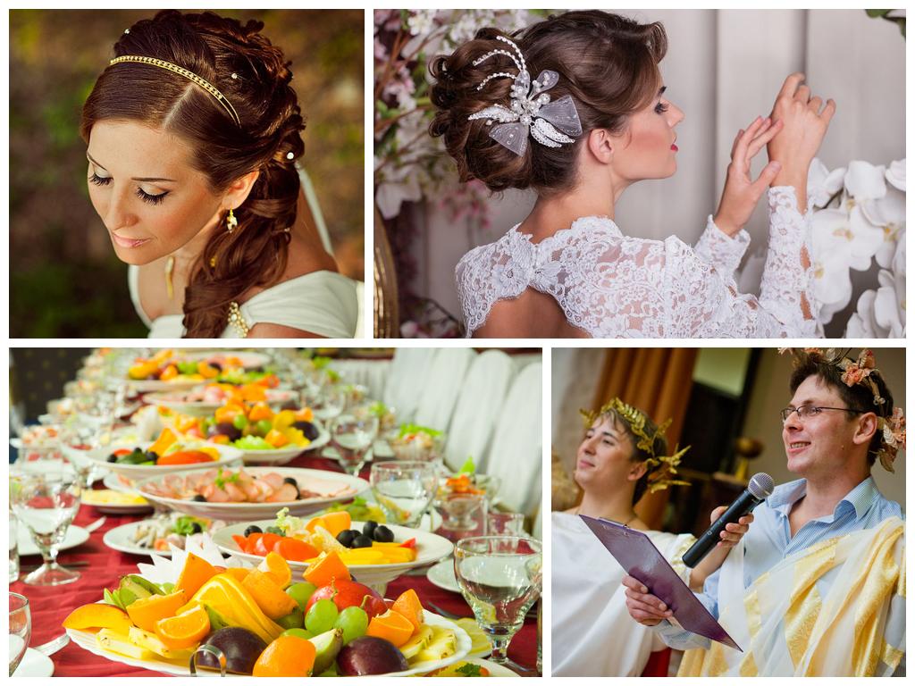 как организовать свадьбу в греции