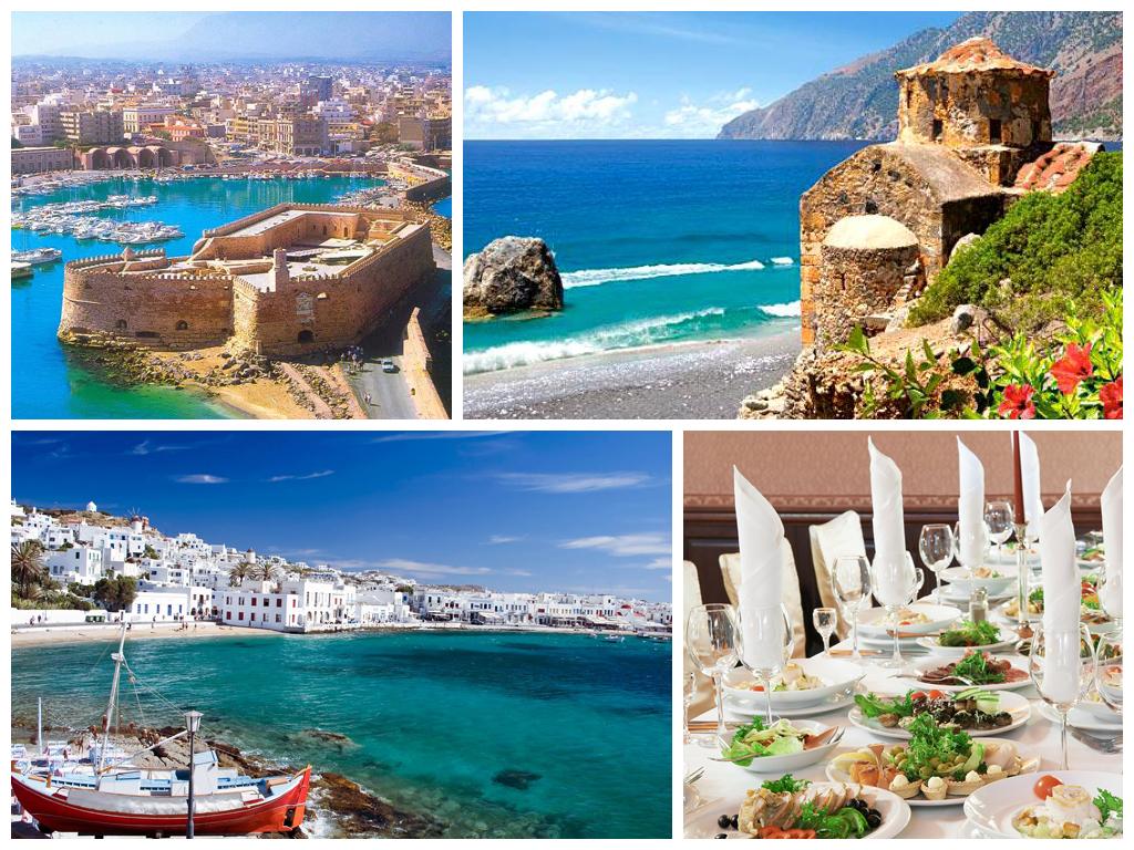 свадьба на острове крит в греции