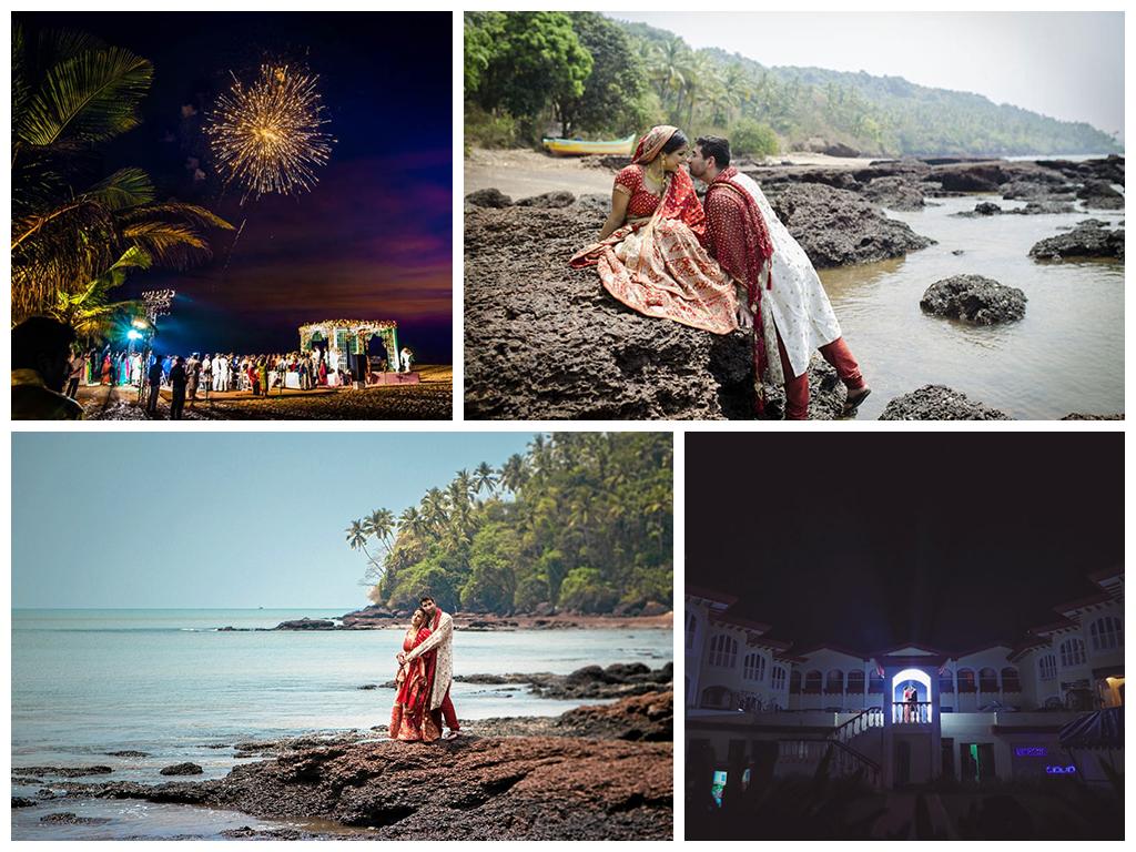 свадьба в индии На Гоа
