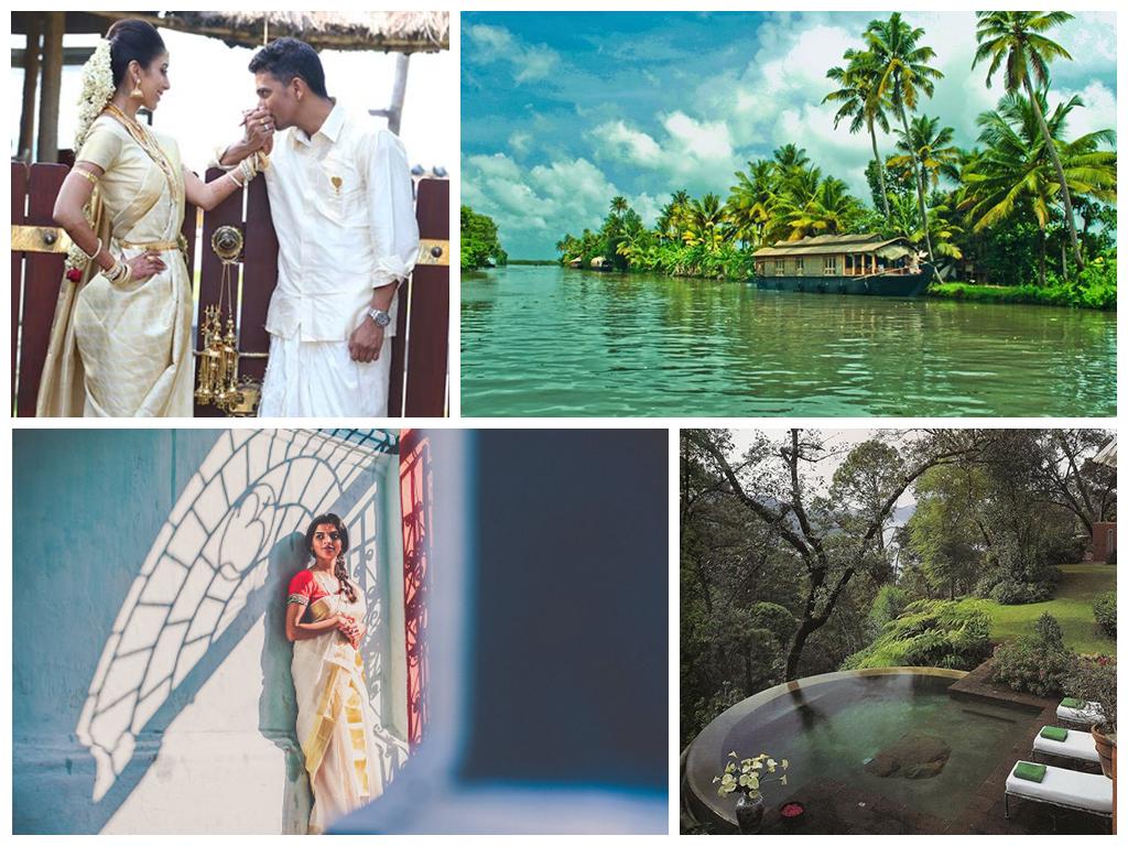 свадьба в индии В штате Керала