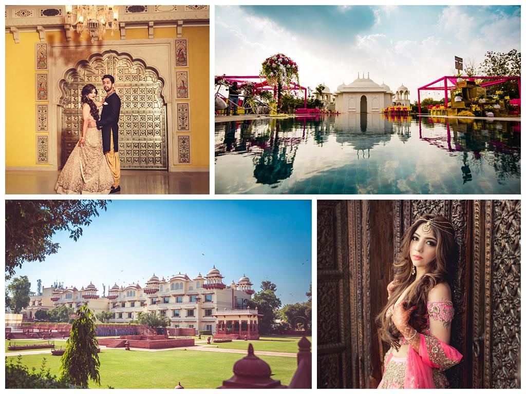 свадьба в индии В Джайпуре