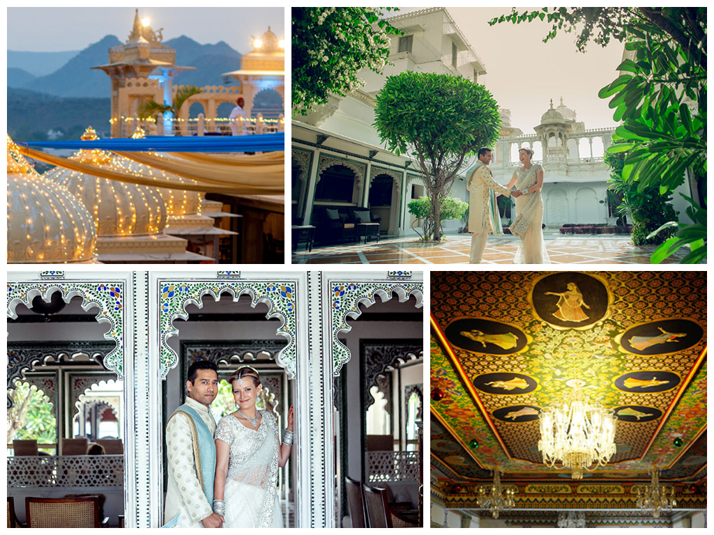 свадьба в индии В Удайпуре
