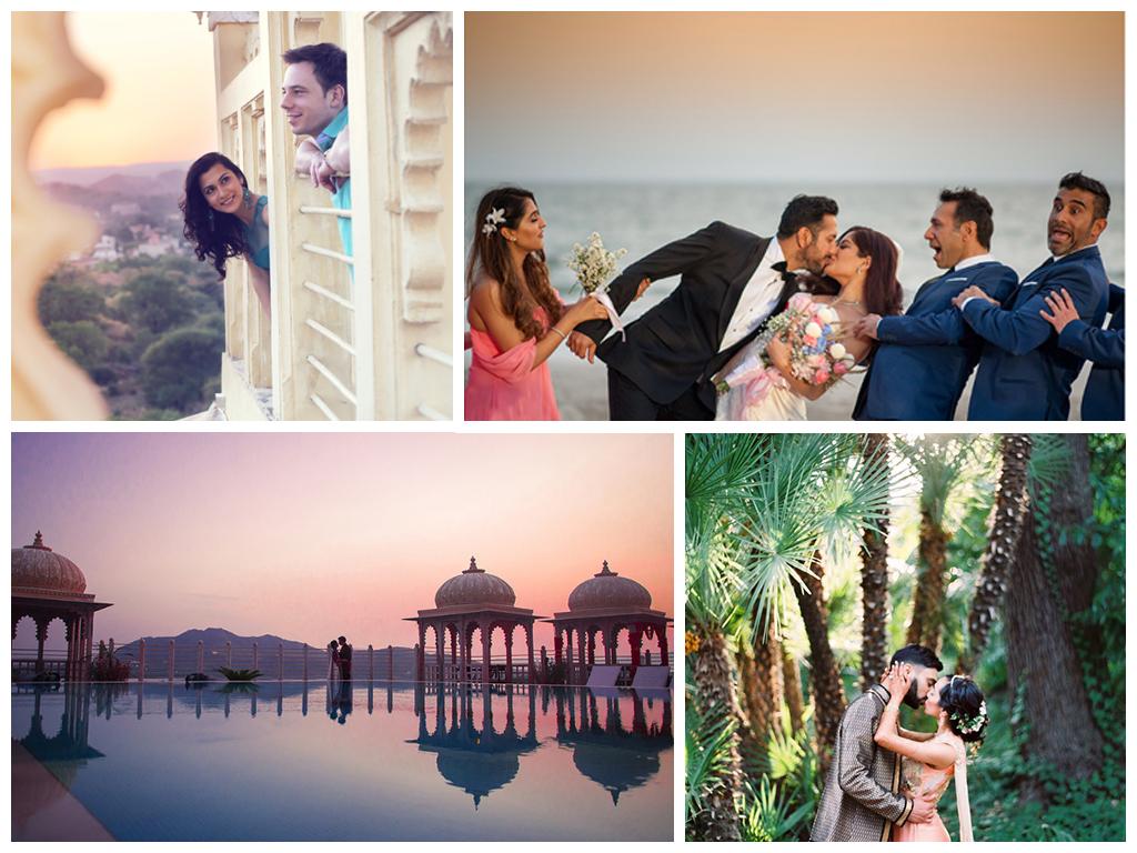Свадебная фотосессия в Индии