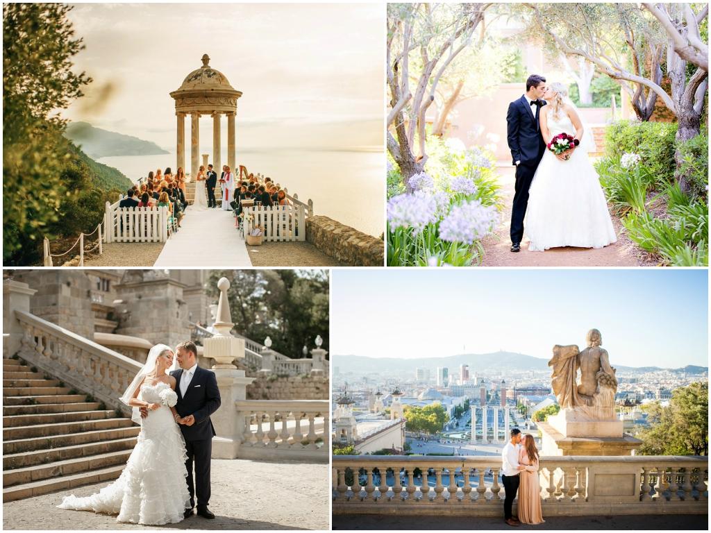 как организовать свадьбу в испании