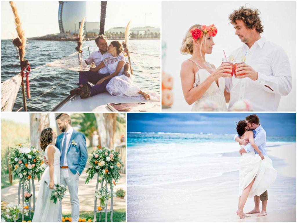 символическая свадьба в испании