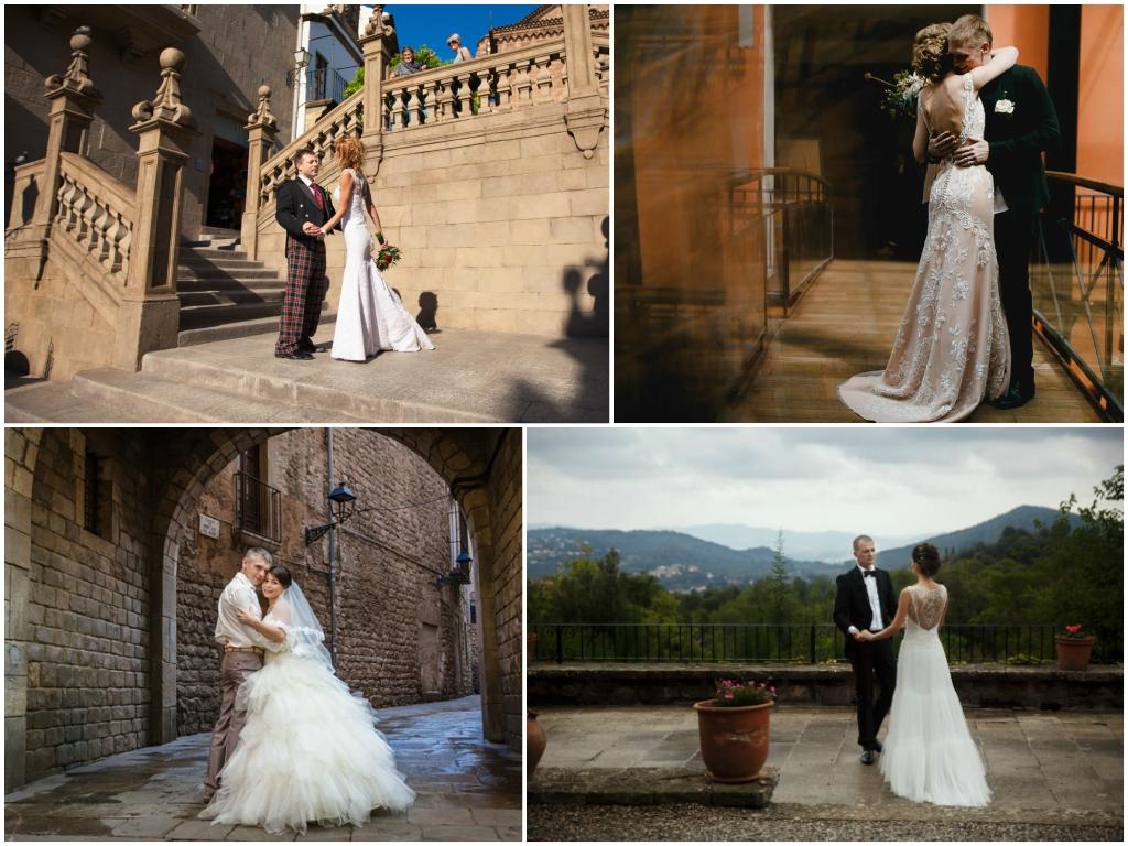 официальная свадьба в испании