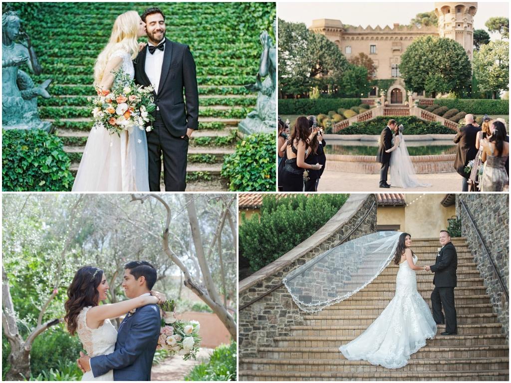 свадьба в испании фото