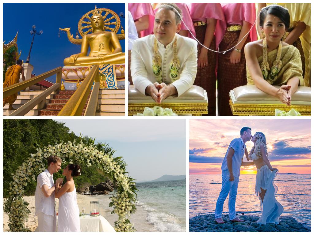 свадебная фотосессия в таиланде