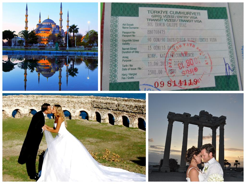 преимущества свадьбы в турции