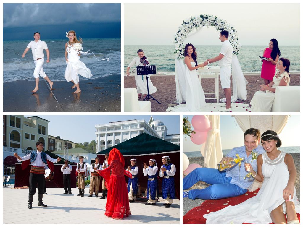 свадьба в кемере
