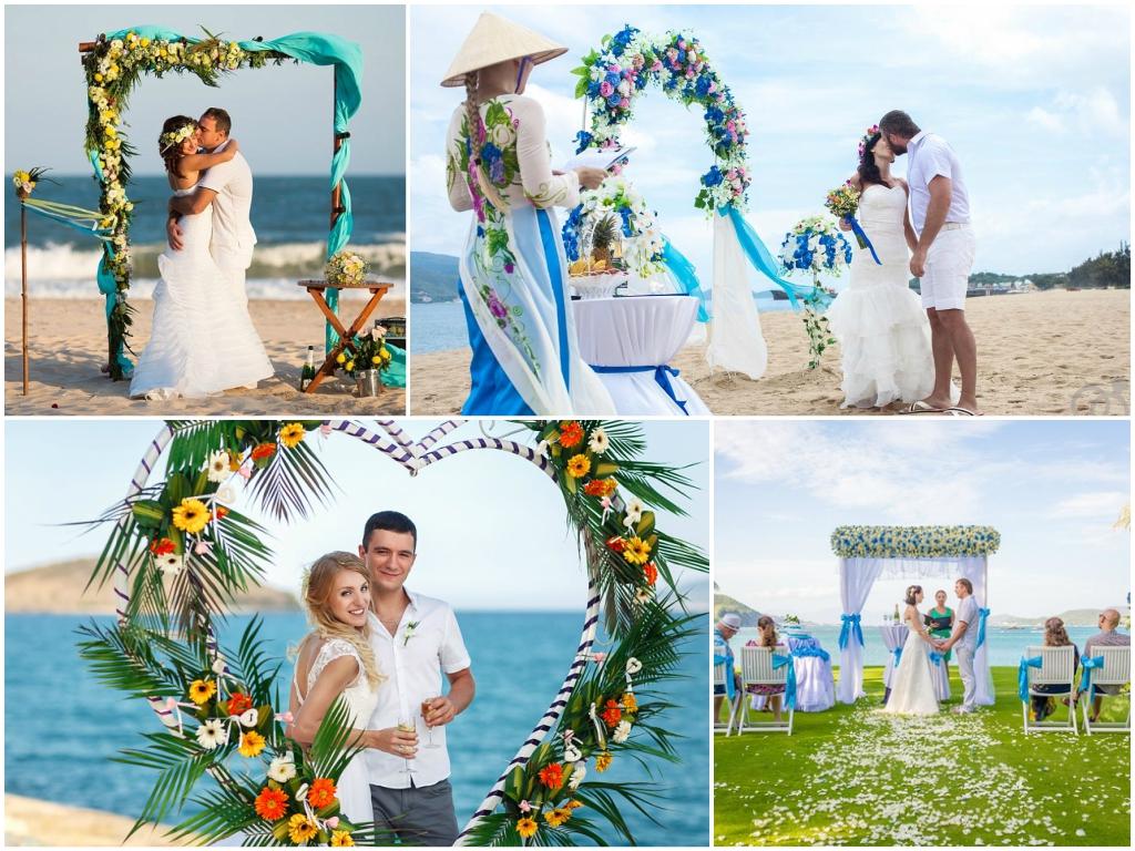 свадьба во вьетнаме Нячанг