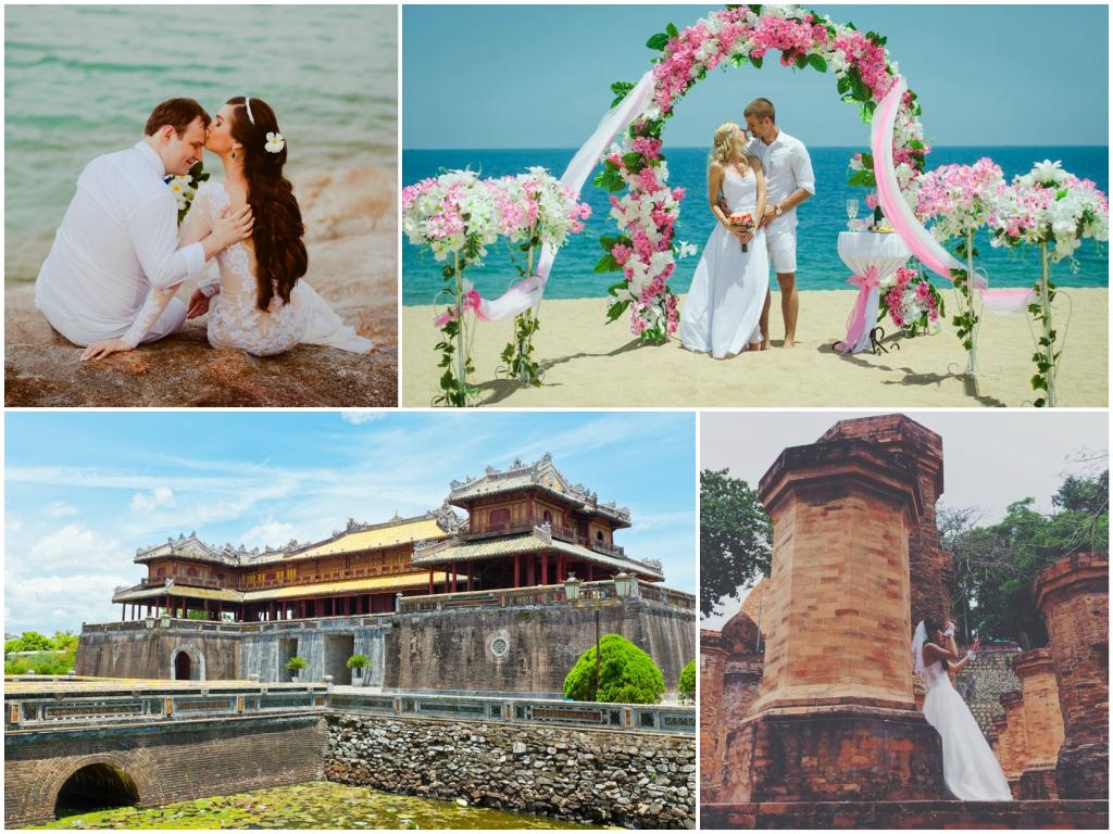 свадьба во вьетнаме Муйне-Фантьет