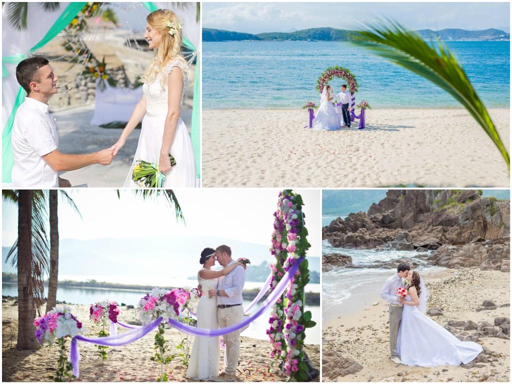 официальная церемония брака во Вьетнаме