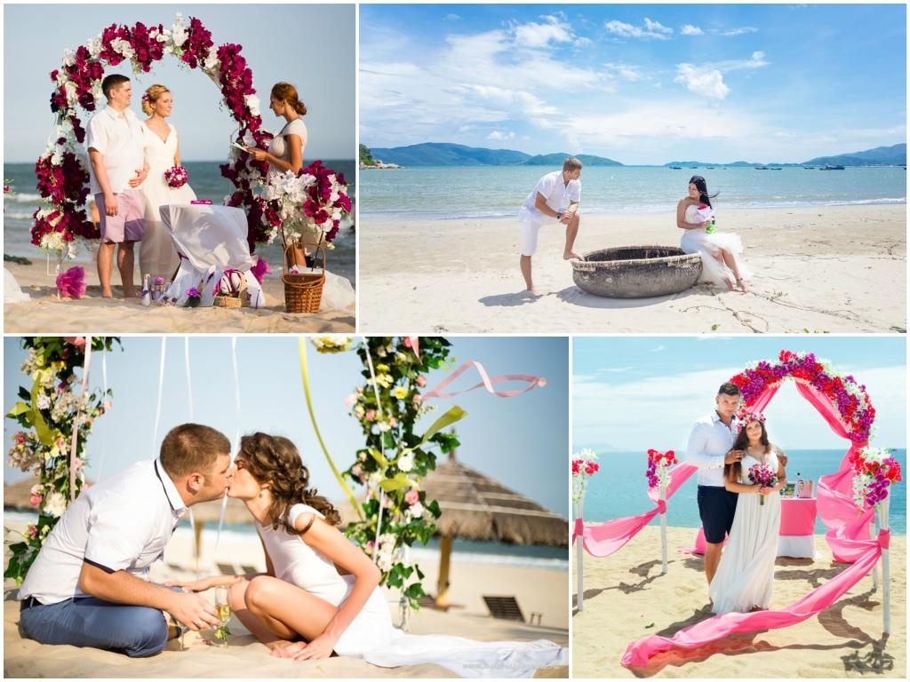 символическая свадьба во вьетнаме