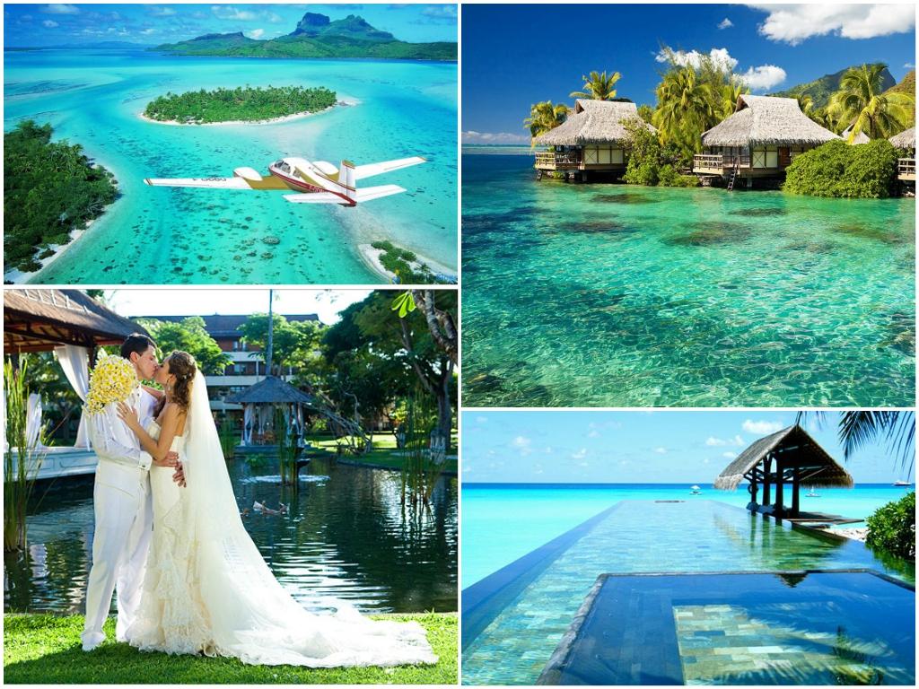свадьба на островах гаити