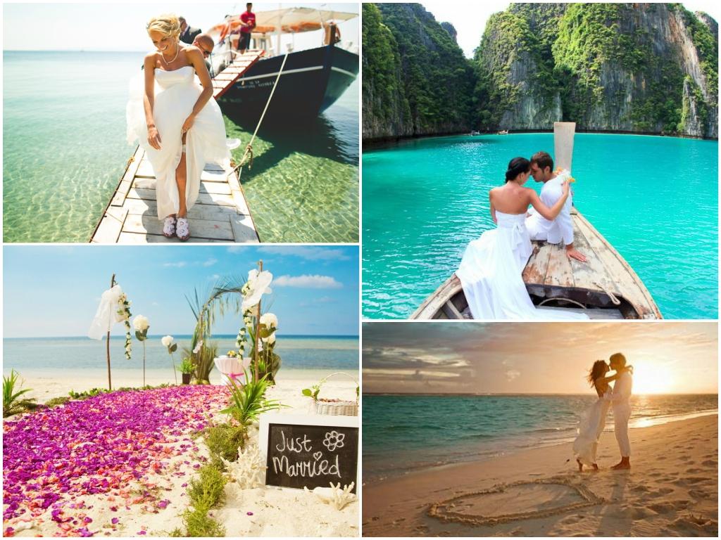 свадебная фотосессия на островах