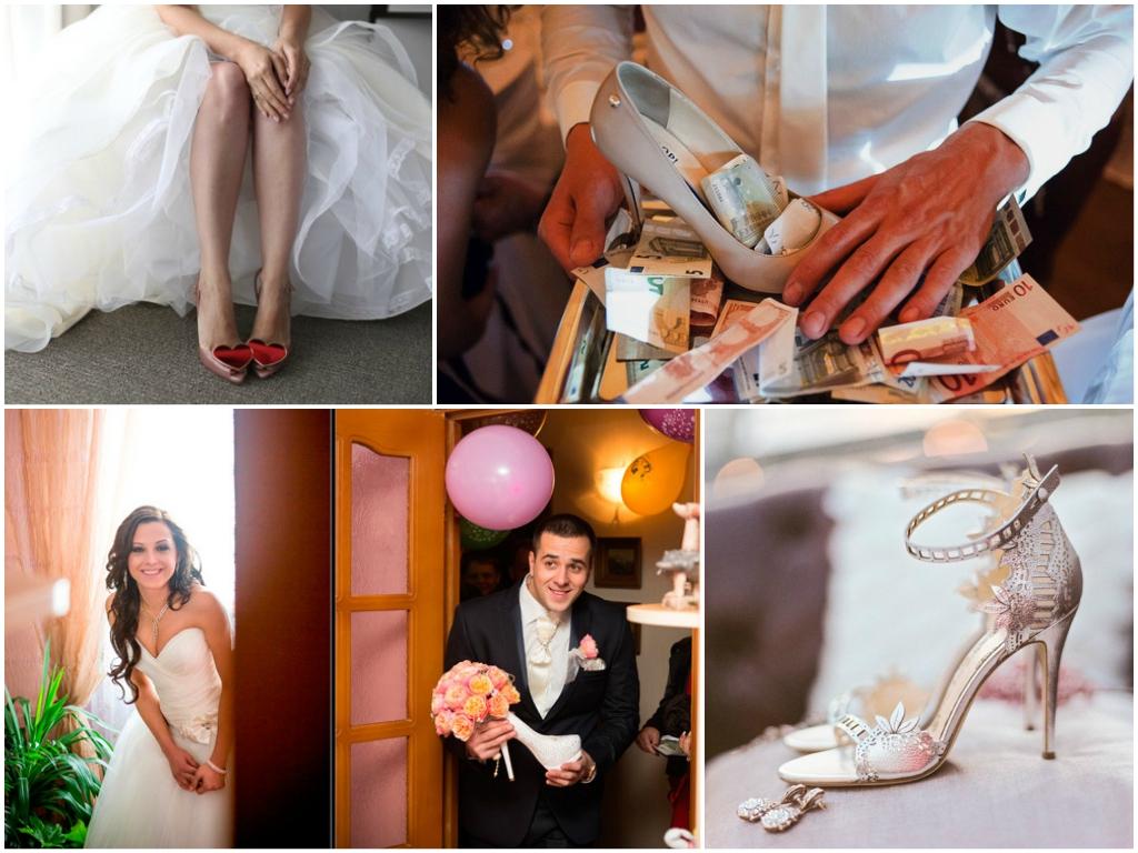 Свадебные приметы – туфли - Санкт-Петербург