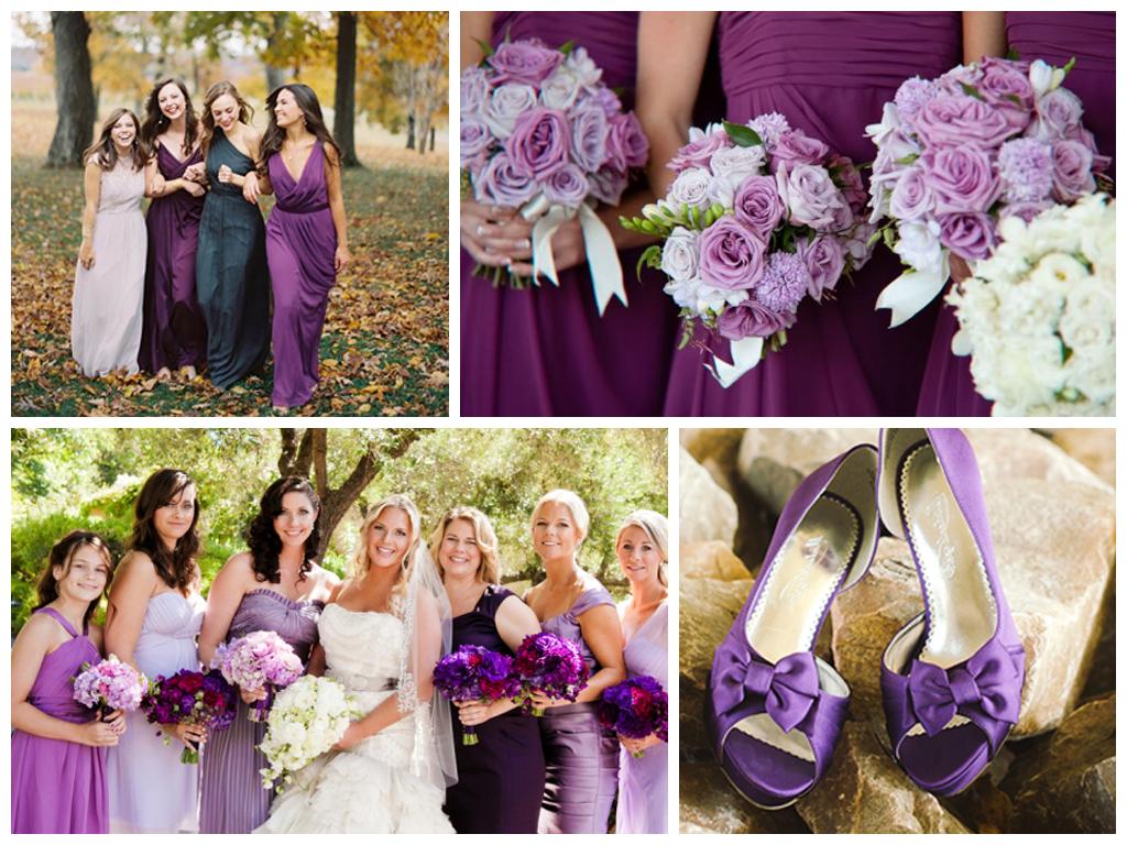 Amethyst orchid. Топ актуальных осенних свадебных цветов. Стильные цвета для свадьбы осенью