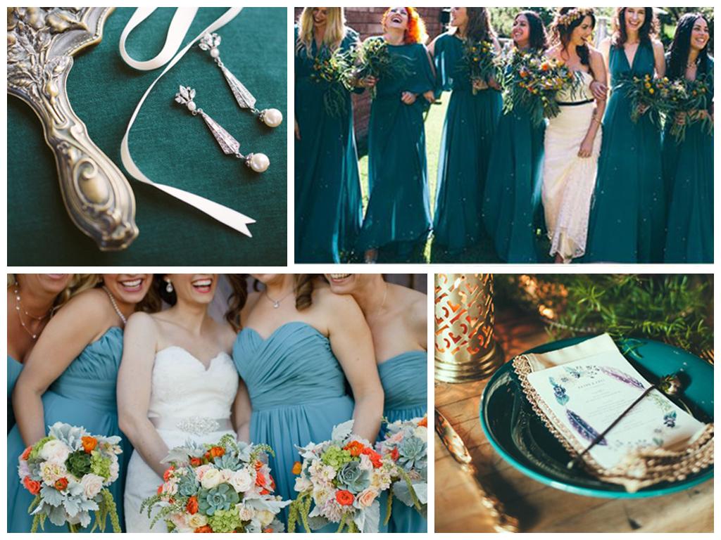 Biscay bay. Топ актуальных осенних свадебных цветов. Стильные цвета для свадьбы осенью