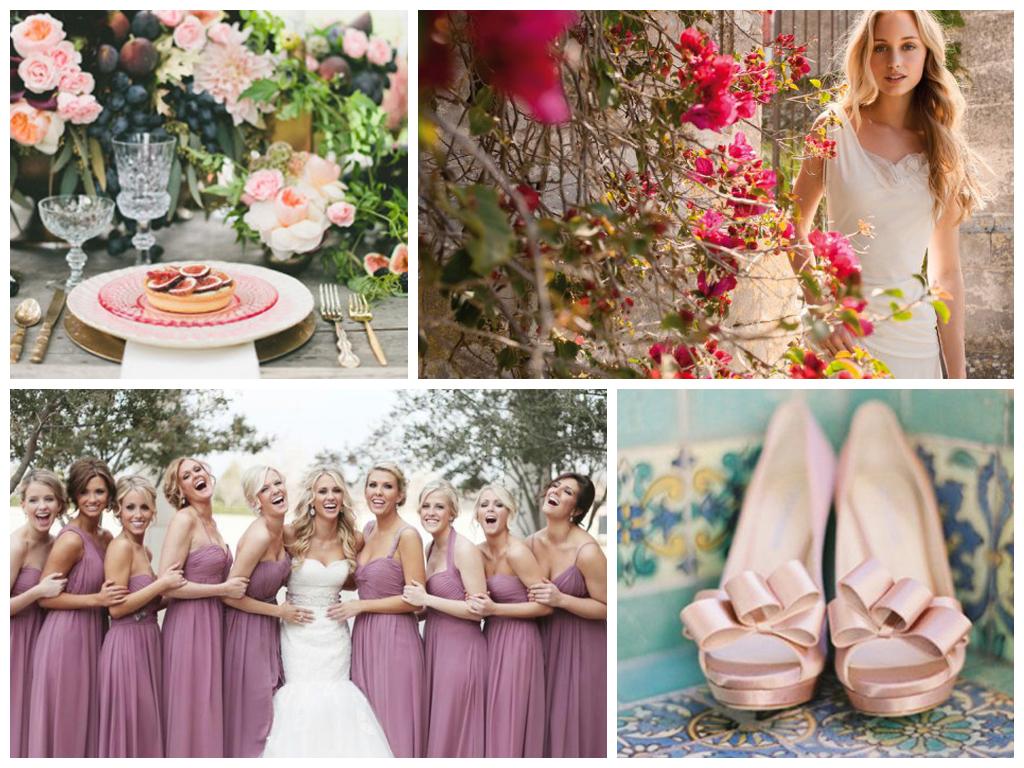Cashmere rose. Топ актуальных осенних свадебных цветов. Стильные цвета для свадьбы осенью