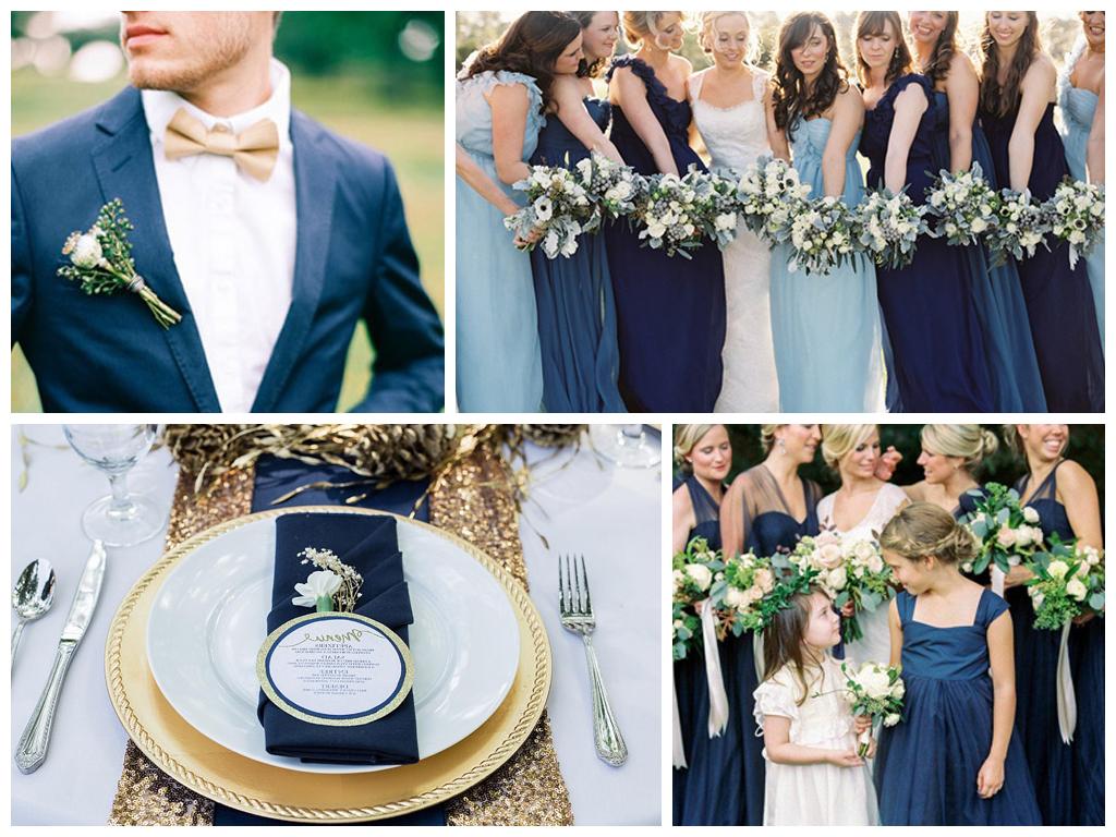 Reflecting pond. Топ актуальных осенних свадебных цветов. Стильные цвета для свадьбы осенью