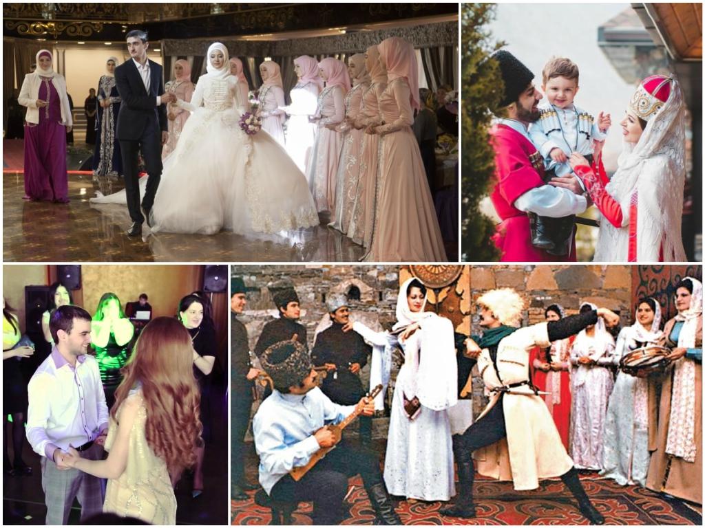традиции чеченской свадьбы санкт-петербург