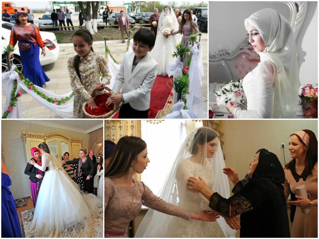 Правила свадьбы чеченской