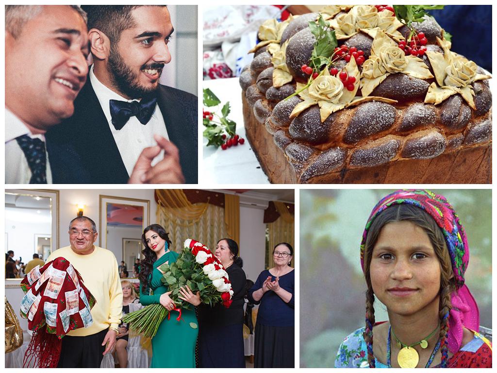 традиции цыганской свадьбы фото