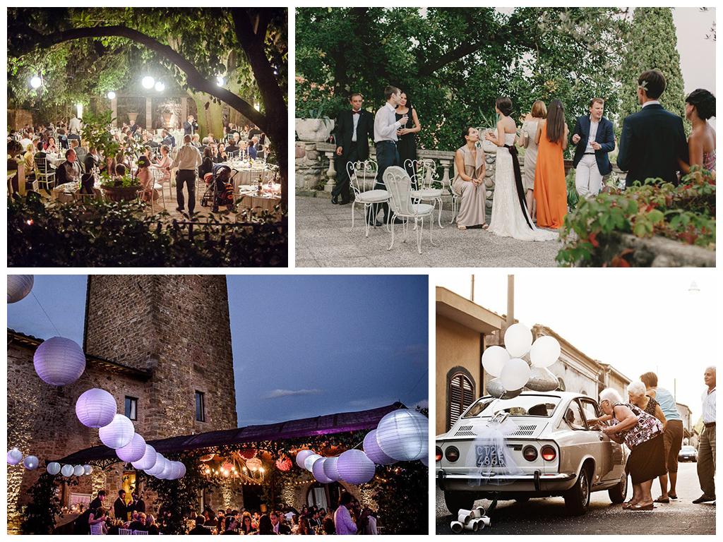 итальянская свадьба традиции фото