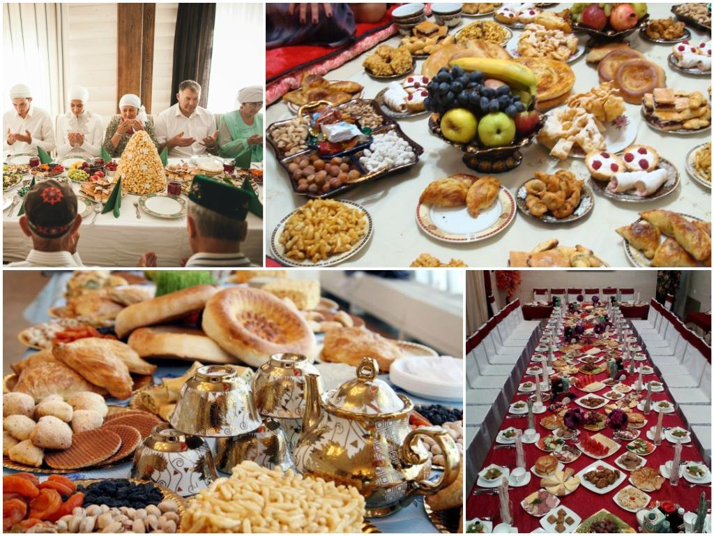 Традиции мусульманской свадьбы