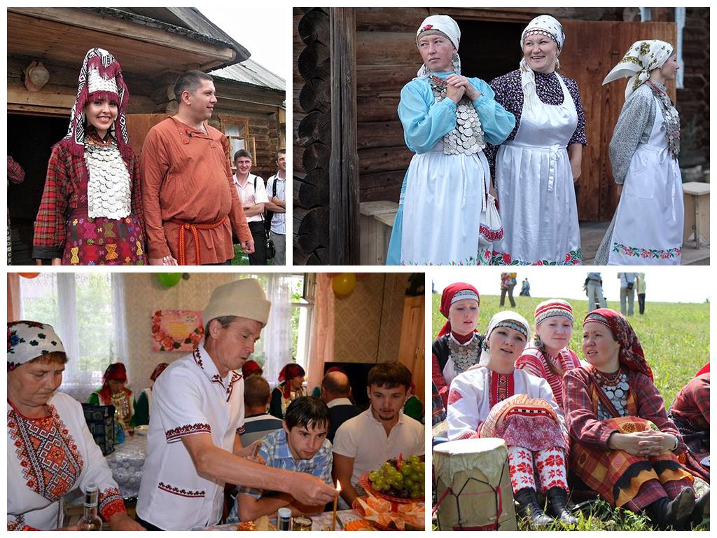 традиции и обряды удмуртской свадьбы фото