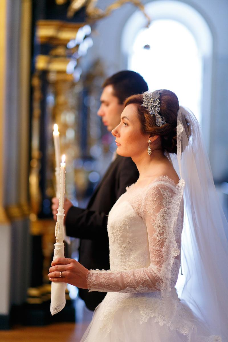 венчание, фото