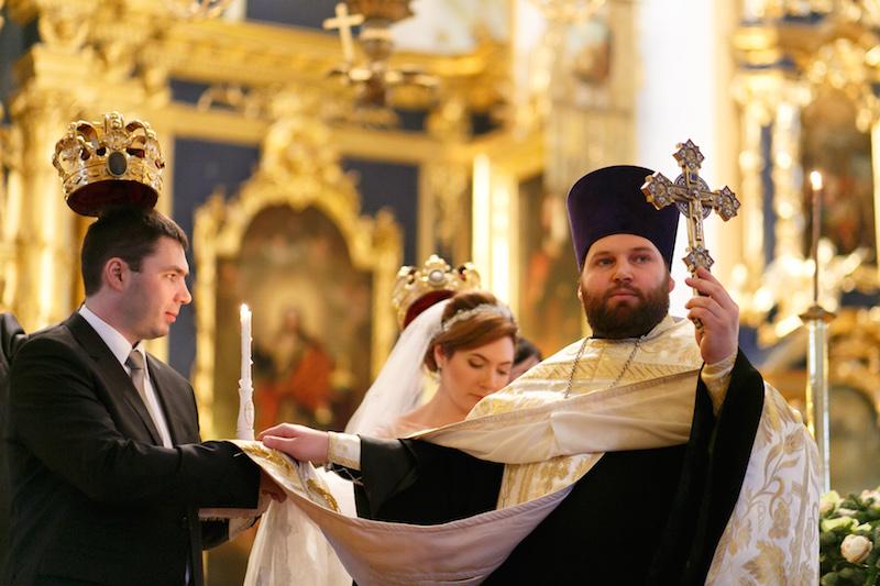 венчание обряд фото