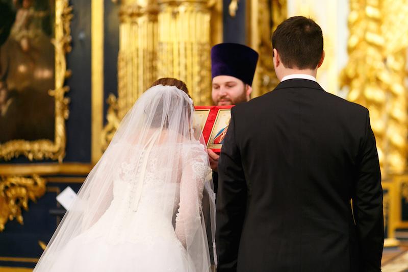венчание, иконы