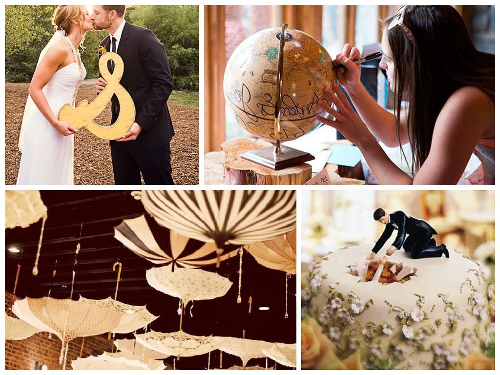 как выбрать стилистику свадьбы
