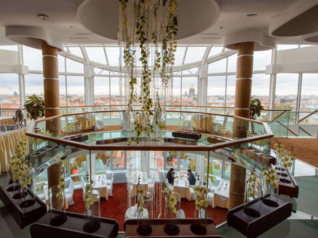 Отель Санкт-Петербург Амбассадор