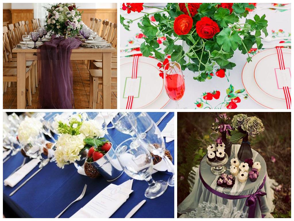 сценарий свадьбы в ягодном стиле